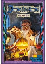 Dominion: Alchemy - mischiare e mescolare