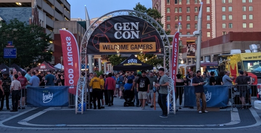 Gencon Welcome Gamers
