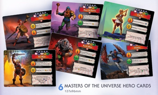 Masters of the Universe - Fields of Eternia
