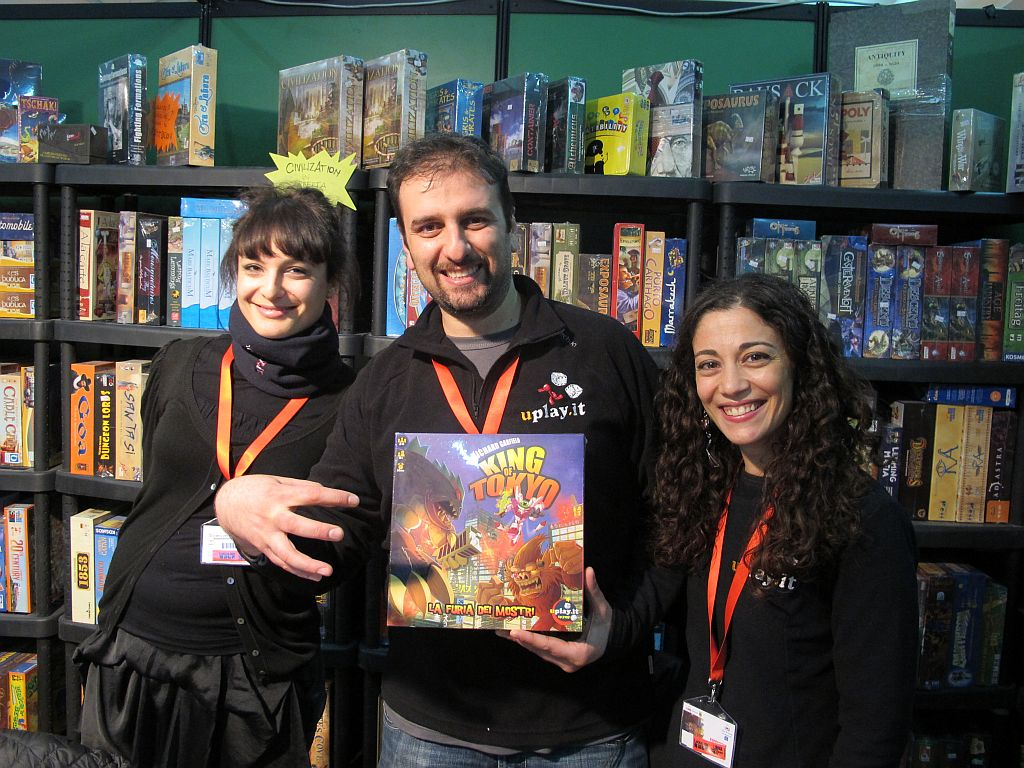 king of tokyo lucca
