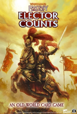 Warhammer Fantasy Roleplay Elector Counts