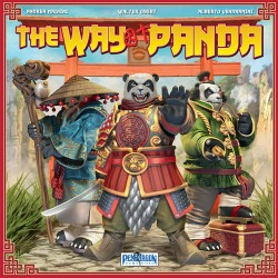 PLAY 2017 - The Way of Panda: con Pendragon azione e strategia nella Cina che fu