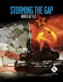 storming the gap cover