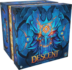 descent legends of the dark scatola