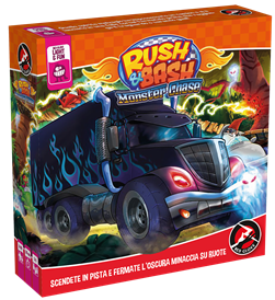 Rush & Bash: Monster Chase