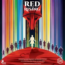 scatola red rising