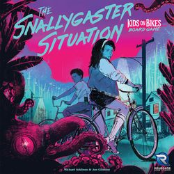 the snellygaster situation cover