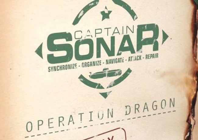Operation Dragon - in arrivo una campagna nel mondo di Captain Sonar