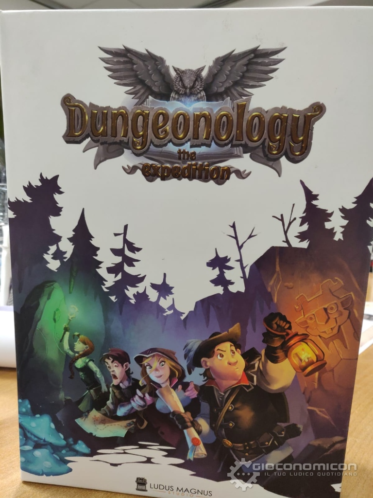 Dungeonology: the Expedition - l'ultimo esame prima della tesi